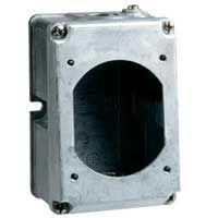 Boîtier réversible Hypra - IP44 - 32 A -n2P+T/3P+T/3P+N+T - métal (052939)