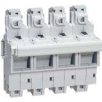 Coupe-circuit sectionnable - SP 51 - 3P+N équipé - cartouche ind 14x51 (021505)