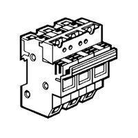 Coupe-circuit sectionnable - SP 58 - 3P - cartouche ind 22x58 - microrupteur (021636)