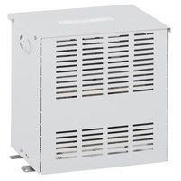 Transfo sép circuit mono protégé hosp - prim 400 V + N/ sec 230 V + N - 8 kVA (042584)
