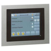 Commande filaire tactile 5,7'' BUS/KNX - Prog Mosaic (048884)