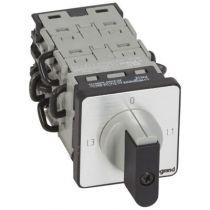 Commutateur de mesure - ampèremètre sans TI - PR 12 - 9 contacts - fix vis (027534)