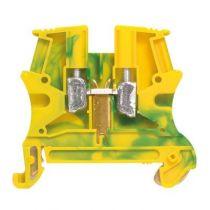 Bloc jonction Viking 3 - pour cond de protect pied métal - rail sym - pas 6 (037171)