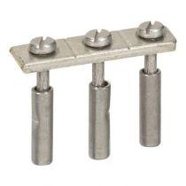 Barreau pour bloc jonc Viking 3 vis - pour 12 blocs pas de 12 mm (037542)