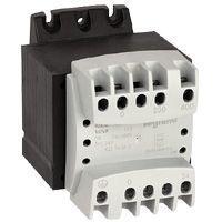 Transfo équipement sécu/sépar mono - prim 230/400 V/sec 24/48 V - 40 VA (042870)