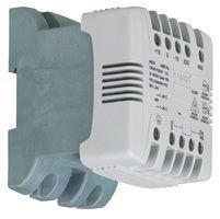 Transfo cde et signal mono bornes à vis - prim 230/400 V/sec 24/48 V - 63 VA (044232)