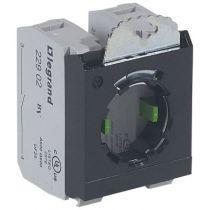 Osmoz compo - sous-ensemble bloc - tête non lum - à vis - 2NO - 3 postes (022974)
