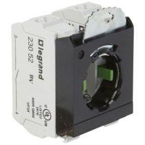 Osmoz compo - sous-ensemble bloc - tête non lum - à ressort - 2NO - 3 postes (023103)
