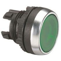 Osmoz compo - tête lum - à impulsion - affleurant - vert - IP66 (024002)