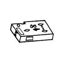 Recharge ruban - pour titreuse réf. 063 20 - l 12 mm (006321)