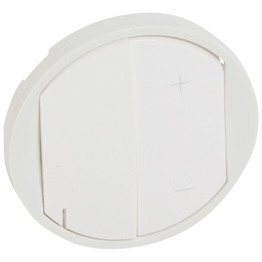 Enjoliveur Céliane - variateur sans neutre Radio - blanc (068293)