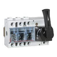 Inter-sectionneur Vistop - 100 A - 3P - cde frontale - poignée noire (022520)