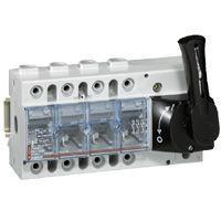 Inter-sectionneur Vistop - 160 A - 4P - cde frontale - poignée noire (022553)
