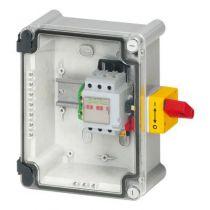 Coffret de proximité avec inter-sectionneur Vistop - 3P - 63 A - IK 07 (022615)