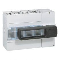 Inter-sectionneur DPX-IS 250 - 160 A - 4P - sans déclenchement - cde frontale (026606)