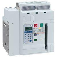 Disjoncteur ouvert DMX³ 2500 - fixe - lcu 50 kA - taille 1 - 4P - ln 800 A (028631)