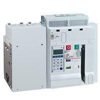 Disjoncteur ouvert DMX³ 2500 - fixe - lcu 100 kA - taille 2 - 3P - ln 630 A (028660)