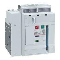 Interrupteur ouvert DMX³-I 2500 - fixe - taille 1 - 4P - ln 1250 A (028693)