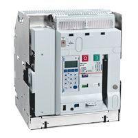 Disjoncteur ouvert DMX³ 2500 - débro - lcu 65 kA - taille 1 - 3P - ln 1250 A (028743)