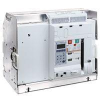 Disjoncteur ouvert DMX³ 2500 - débro - lcu 100 kA - taille 2 - 4P - ln 630 A (028770)