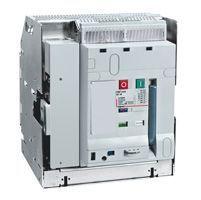 Interrupteur ouvert DMX³-I 2500 - débrochable - taille 1 - 3P - ln 2000 A (028785)