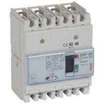 Disj puissance DPX³ 160 - magnéto-thermique - 25 kA - 4P - 63 A (420053)