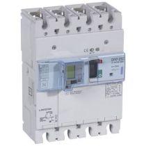 Disj puissance DPX³ 250 - électronique diff - 50 kA - 4P - 100 A (420385)