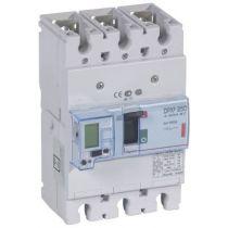 Disj puissance DPX³ 250 - électronique à unité de mesure - 36 kA - 3P - 160 A (420437)