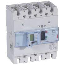 Disj puissance DPX³ 250 - électronique à unité de mesure - 36 kA - 4P - 160 A (420447)