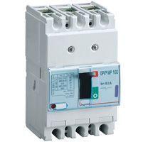 Disj puissance DPX³ 160 - magnétique seul - 16 kA - 3P - 63 A (420713)