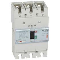 Disj puissance DPX³ 250 - magnétique seul - 36 kA - 3P - 160 A (420719)