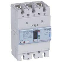 Disj puissance DPX³ 250 - magnétique seul - 70 kA - 3P - 100 A (420722)