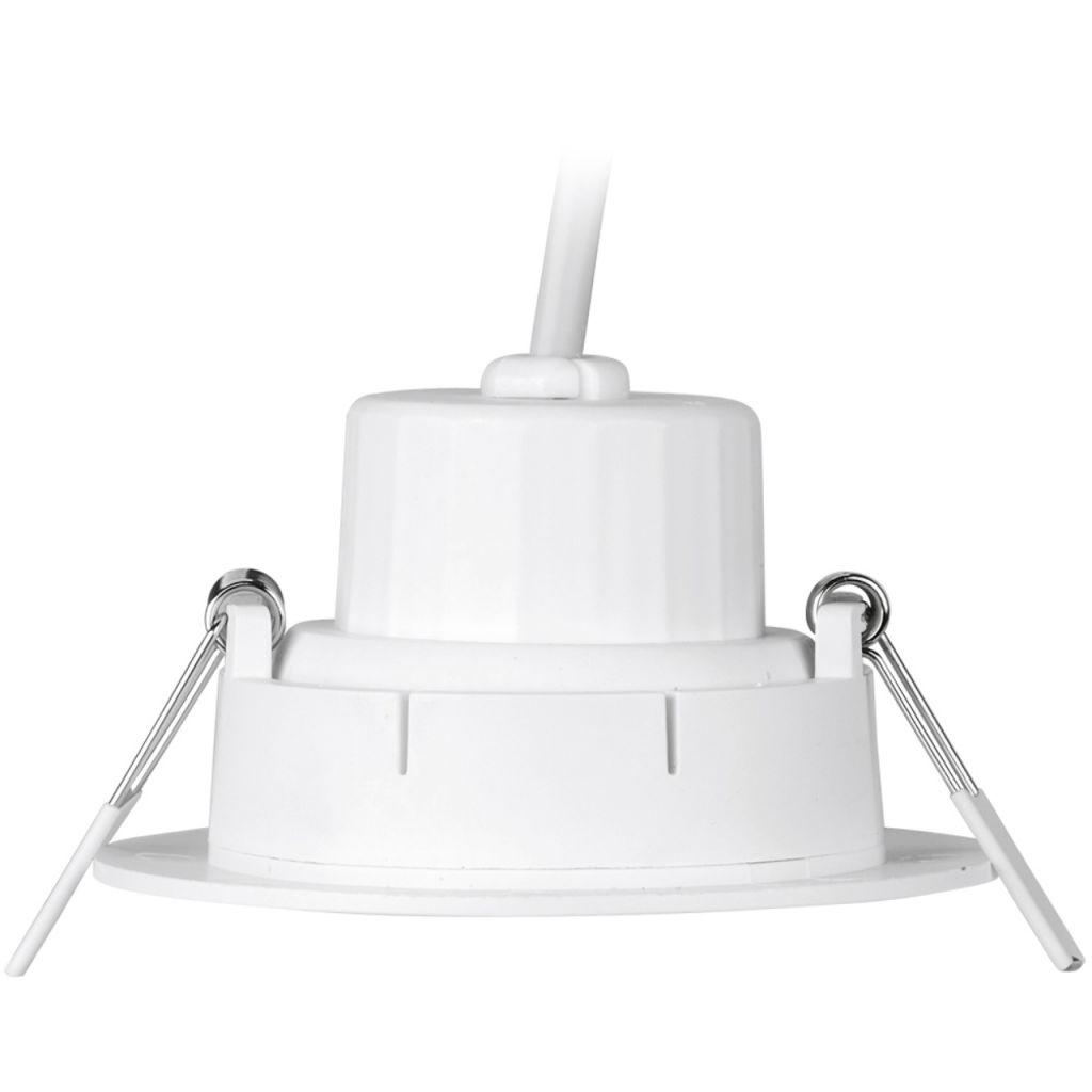 Pack de 6 x Spot LED Spryte 230V Fixe 8W 60° 830