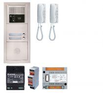 Pack audio 2BP avec 2 postes GT1D préprogrammés (200373)