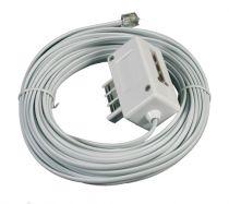 Prolongateur Mâle/Gigogne Plug - 10M (722903)
