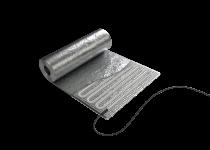 Plancher Rayonnant Electrique Soleka Parquet flottant - Version foil chauffant - Trame 3m² - Puissance 300W (120362)