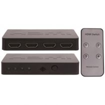 Switch HDMI 4 ports 1.3 full hd automatique telecommande (70055)