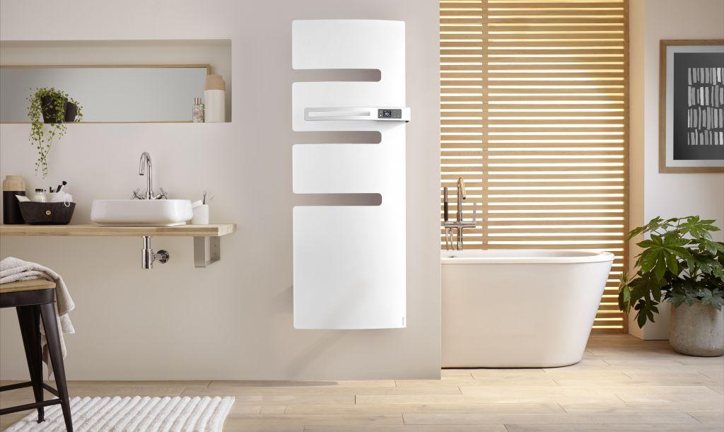 SERENIS Blanc Carat Mat à droite 750W (850559)