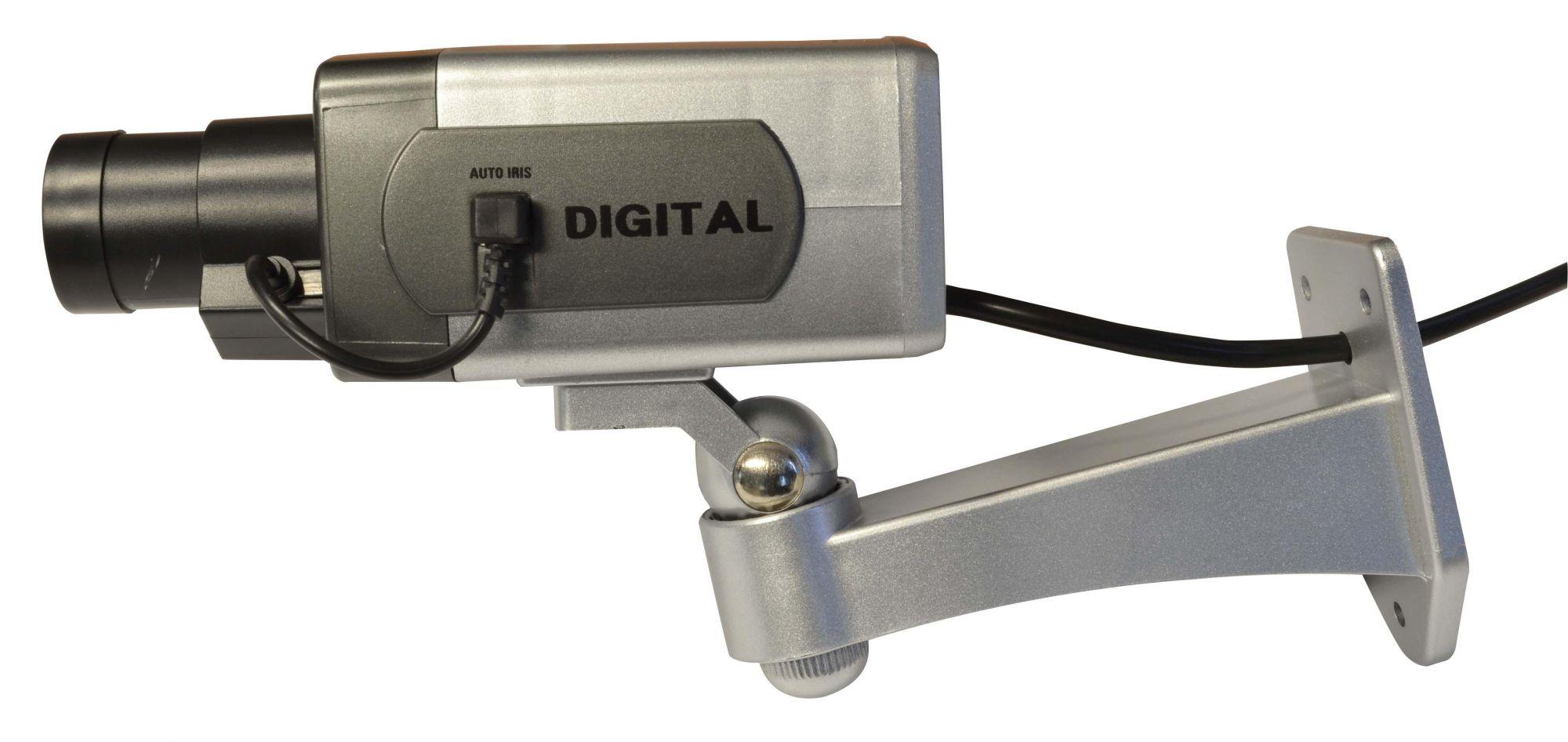 Camera Factice Format Box Avec Objectif (UCAMFACT)