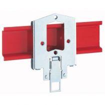 Accessoire de fixation sur rail EN 50022 - pour inters horaires (004409)