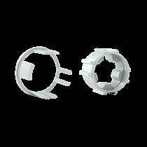 Accessoires pour moteur volets roulants Tymoov : roue et couronne pour tube Deprat de diamètre 53 mm ou tube ZF54 (6356019)