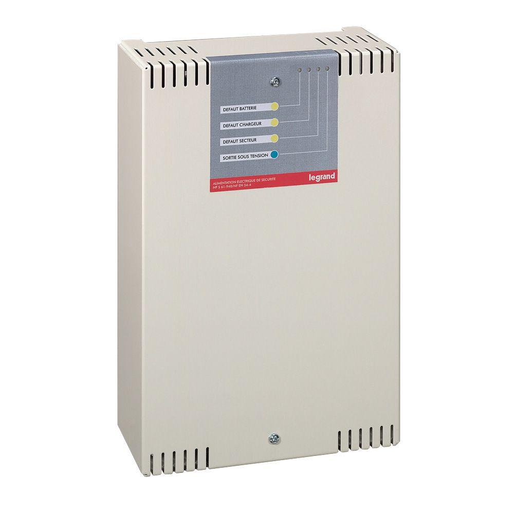 Alimentation électrique de sécurité - 27 V/5 W (061479)
