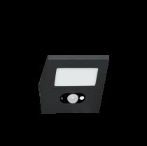 Applique IRIS SOLAR Noir 2,5W 120° 4000K 174lm (3497)
