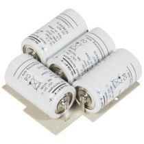 Batterie accumulateur Ni-Cd pour maintenance BAES à fluorescence SATI évolutif (061016)