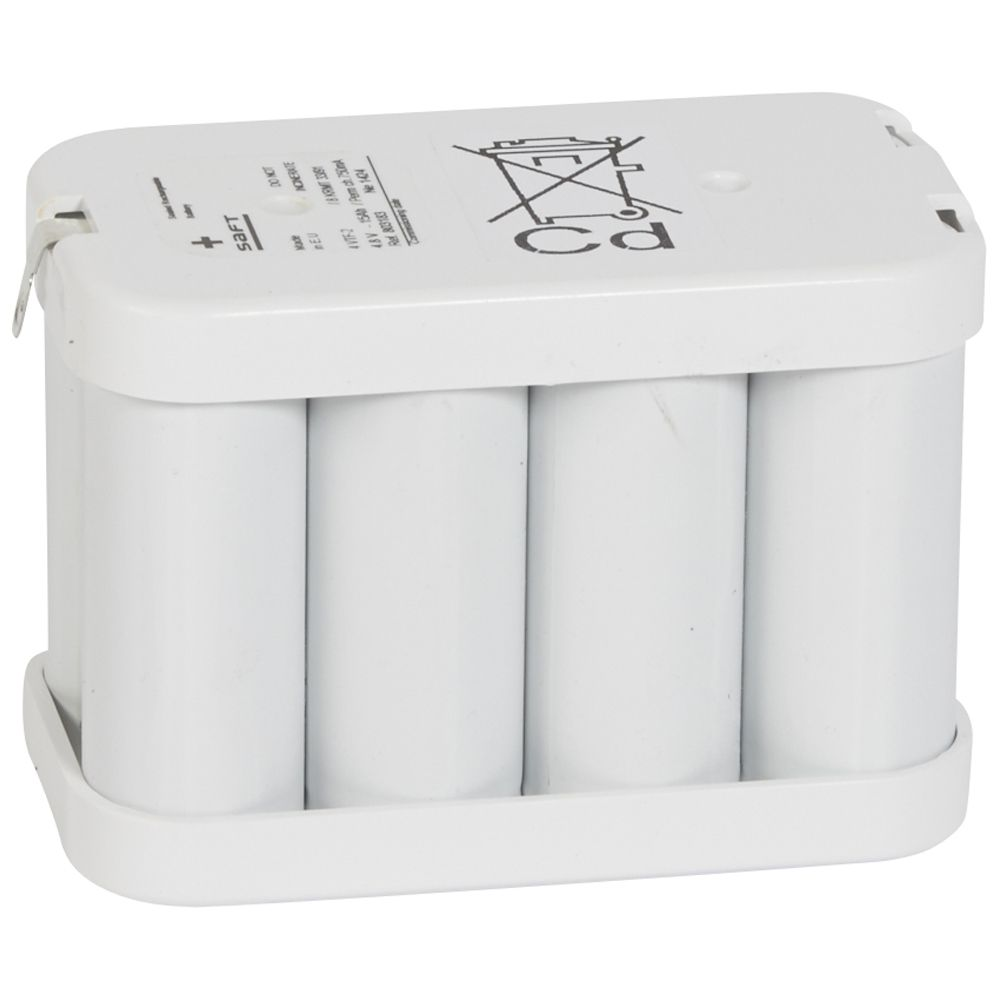 Batterie accumulateur Ni-Cd pour maintenance BAES à phares (061031)