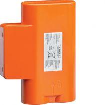 Bloc alimentation sirène extérieure, 6V-14Ah (RXU06X)