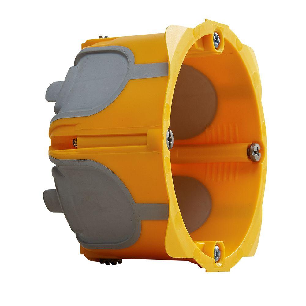 Boîte monoposte Prog. Ecobatibox - prof. 40 mm