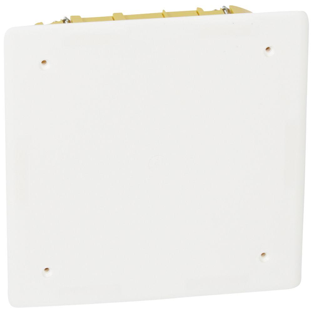 Boîte pour dérivation Batibox - cloison sèche - 170x170x50 mm - couv 195 x 195