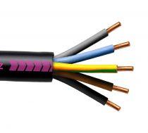Cable électrique R2V 5G6 mm² - Prix au mètre