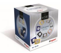 Cube Céliane Métal (100690)